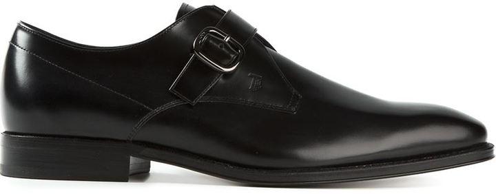 Oxford shoes - Black Tod's rxDOUQBv