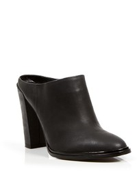 Kenneth Cole Leather Mules Jackson