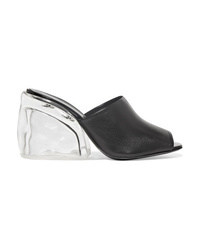 3.1 Phillip Lim Leather Mules
