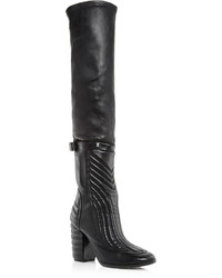 21529ba65ea Laurence Dacade Madison Patent Leather Over The Knee Boots Black Out of  stock · Laurence Dacade Black Leather Bettina Over The Knee Boots