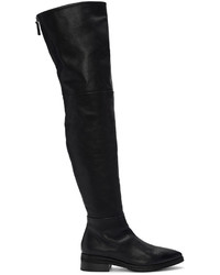 Marsèll Black Listone Over The Knee Boots