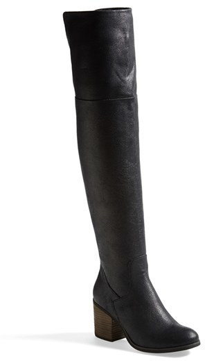 Hinge Canton Over The Knee Boot | Where to buy & how to wear