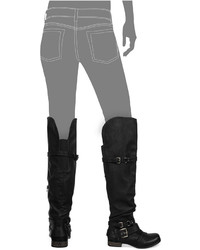 Carlos by Carlos Santana Whitney Wide Calf Over The Knee Boots ...
