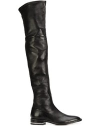 Givenchy Double Chain Over The Knee Boots