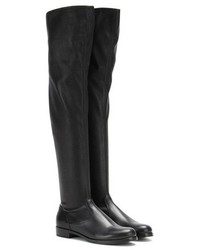 Gianvito Rossi Leather Over The Knee Boots