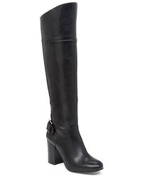 Vince Camuto Leather Tall Shaft Boots
