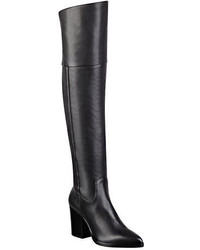 Marc Fisher Ltd Alana Over The Knee Leather Boots