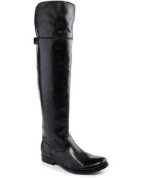 Frye Melissa Button Over The Knee Boots