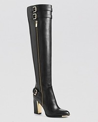 Michael Kors Michl Kors Over The Knee Boots Jayla High Heel