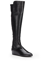 Stuart Weitzman Over The Knee Wedge Boots