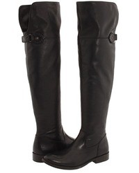 Shirley over the knee riding pull on boots medium 16724