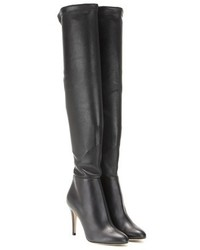 Jimmy Choo Toni Leather Over The Knee Boots