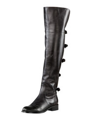 Valentino Multi Bow Over The Knee Boot
