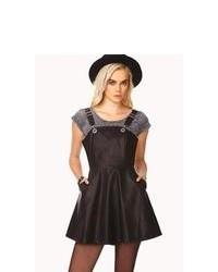 Forever 21 Rebel Darling Overall Dress