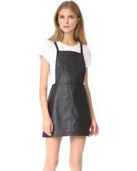 BB Dakota Jack By Robison Faux Leather Dress