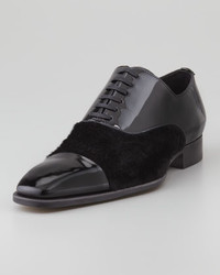 DSquared 2 Patent Leatherponyhair Oxford