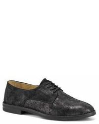Trask Ana Metallic Leather Oxford