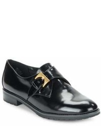 Anne Klein Bara Leather Oxfords