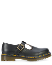 Dr. Martens Buckled Oxford Shoes