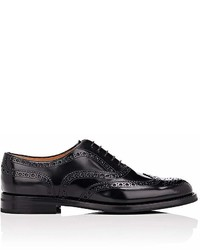 Church's Burwood Leather Wingtip Oxfords