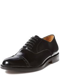 Captoe Oxford Shoe