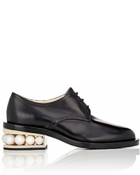 Nicholas Kirkwood Casati Leather Oxfords