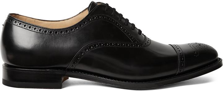 Toronto Cap-toe Leather Oxford Brogues Churchs foGjg8