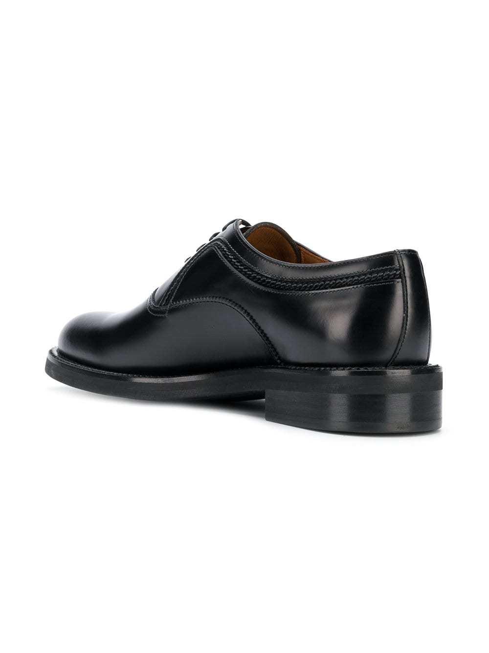 Lanvin Classic Derby Shoes, $439