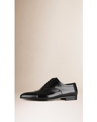 Burberry Classic Leather Oxford Shoes