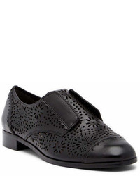 Via Spiga Eliza Perforated Leather Oxford