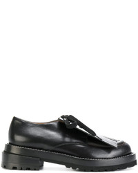 Marni Fringed Oxford Shoes