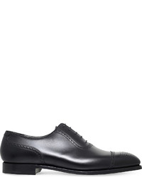 George Cleverley Adam Leather Oxford Brogues