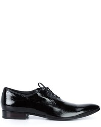 Haider Ackermann Almond Toe Oxford Shoes