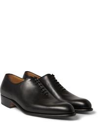 Jm Weston 402 Flore Leather Oxford Shoes