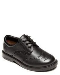 Burberry Kids Lace Up Oxford Shoes