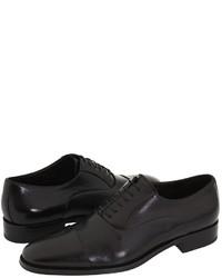 Bruno Magli Maioco Lace Up Cap Toe Shoes