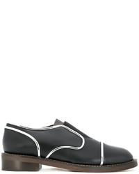 Marni Metal Detail Oxford Shoes
