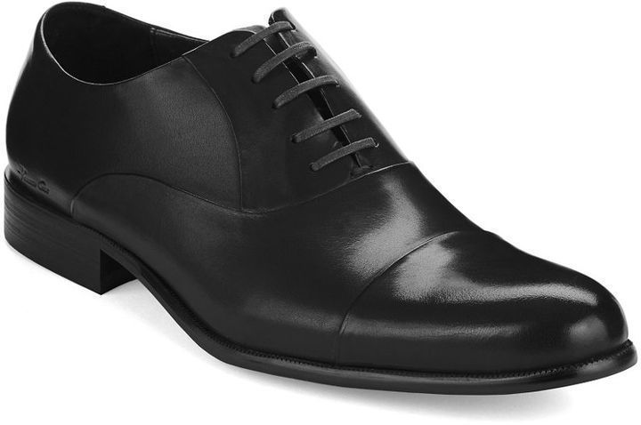 Kenneth cole black dress shoe