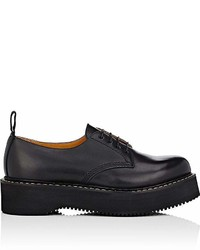 R 13 R13 Stack Leather Oxfords