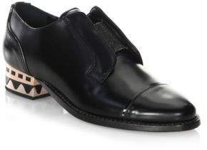 Sophia Webster Riko Leather Oxfords