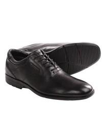 Rockport Business Lite Oxford Shoes Plain Toe Black