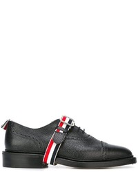 Thom Browne Buckled Oxford Shoes