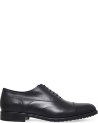 Tod's Tods Leather Oxford Shoes