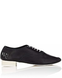 Repetto Zizi Leather Oxfords