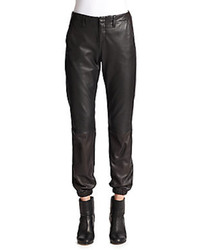Rag and bone leather pajama pants medium 84816