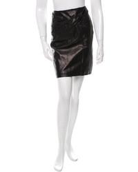 3.1 Phillip Lim Leather Pencil Skirt