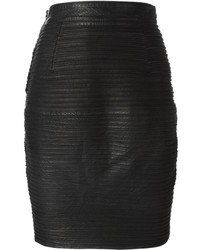 Versace vintage ribbed pencil skirt medium 686967