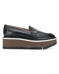 Clergerie Benedict Platform Loafers