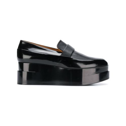 Clergerie Lynn Platform Loafers