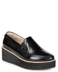 Sol Sana Tabbie Leather Platform Loafers